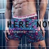 ❌BE HERE NOW❌ . . . #xtg #extremegame #menstyle #madeinspain #underwear